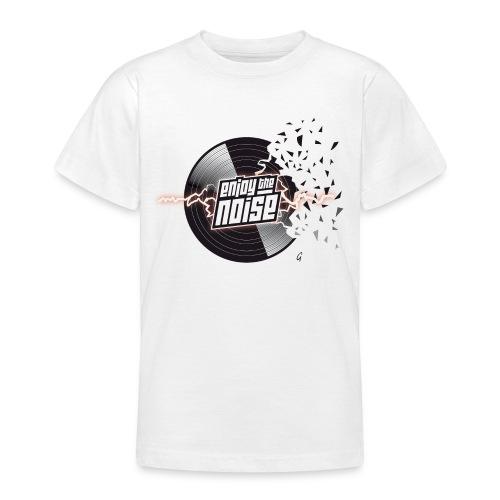 Vinyl - Enjoy The Noise - T-shirt Ado