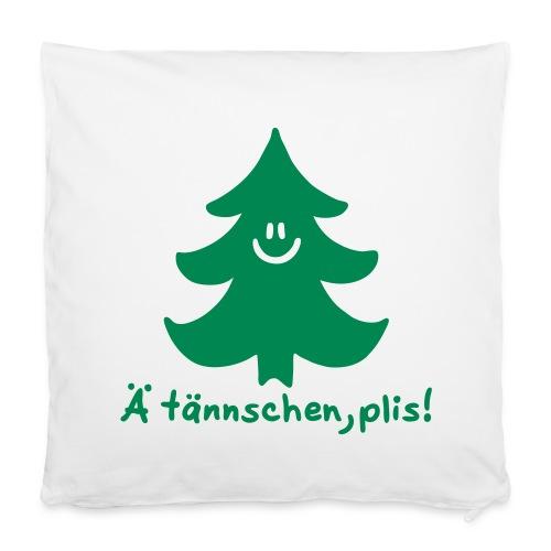 Kissenbezug Ä tännschen, plis! - Kissenbezug 40 x 40 cm