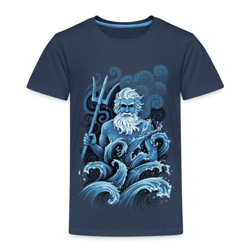 Poséidon - Kids' Premium T-Shirt
