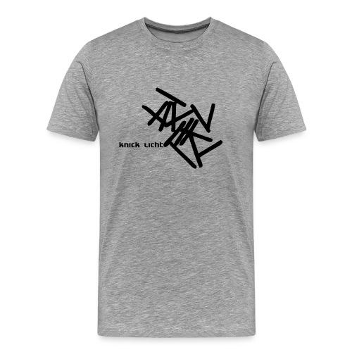 KNICKLICHT - Männer Premium T-Shirt