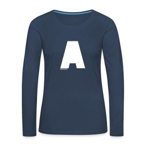 ACKERFRAUEN - Frauen Premium Langarmshirt