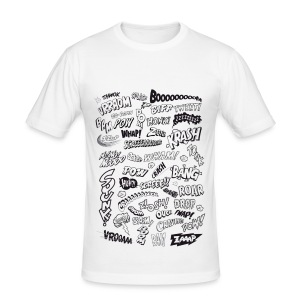 slim fit T-shirt - collectie,creative,fashion,festival,goedkoop,grappig,hardstyle,hip,ilove,kleding,kopen,modern,shirt,skull,stijl,sweater,t-shirt,trendy,trui,truitje,winter