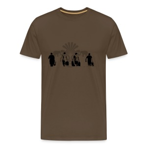 ON TOUR - Männer Premium T-Shirt