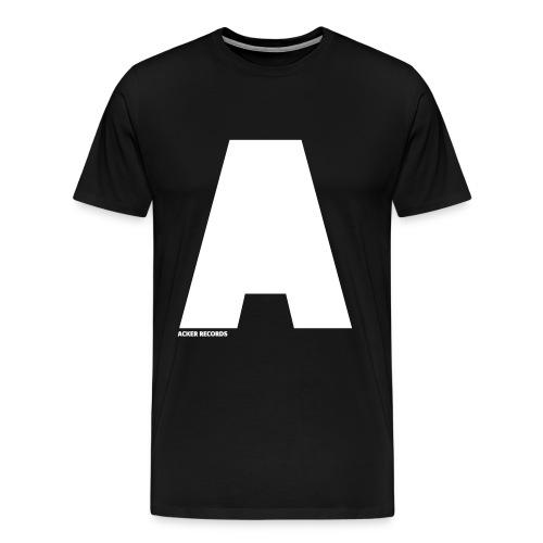 ACKER - Männer Premium T-Shirt