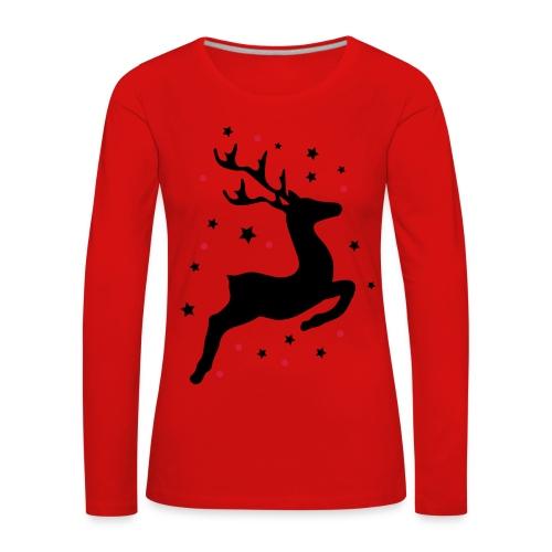 Christmas - Women's Premium Longsleeve Shirt