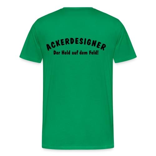 T-Shirt mit Aufdruck - Männer Premium T-Shirt