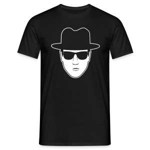 FAT TONI T-Shirt The Face - Männer T-Shirt