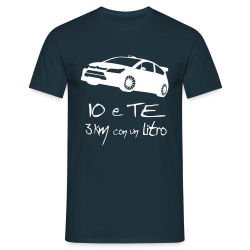 WRC IOeTE - Maglietta da uomo