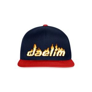 Heißes Basecap mit Daelim Schriftzug - Snapback Cap