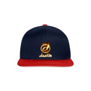 Heißes Basecap mit Daelim Logo und Schriftzug - Snapback Cap