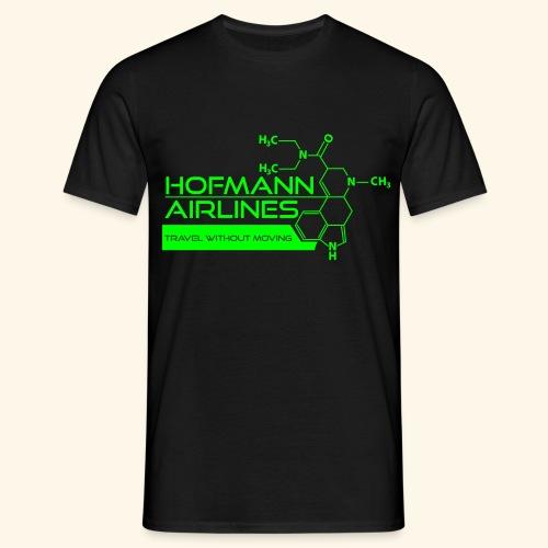 Hofmann Airlaines T-shirt  - Men's T-Shirt
