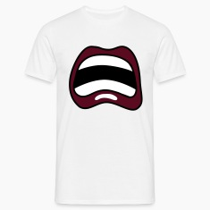 mouth cry cry T-Shirts