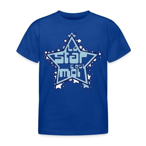 La star c'est Moi - T-shirt Enfant