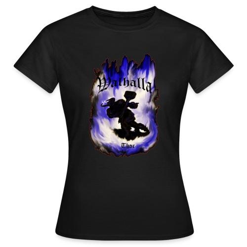 WALHALLA THOR - Frauen T-Shirt