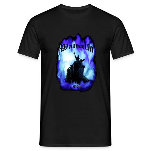 WALHALLA ODIN - Männer T-Shirt