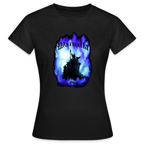 WALHALLA ODIN - Frauen T-Shirt