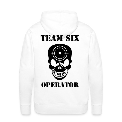 Team six hoody - Men's Premium Hoodie