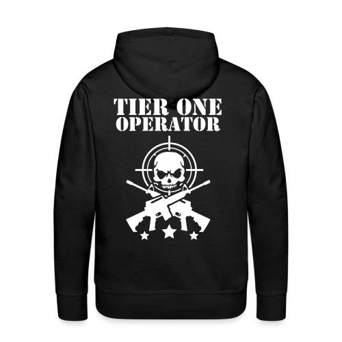 Tier one hoody - Men's Premium Hoodie