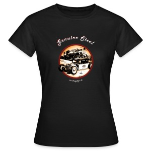 Girly-Shirt | Genuine Steel - Frauen T-Shirt