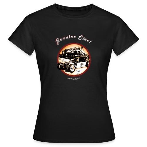 Girly-Shirt | Genuine Steel - Frauen T-Shirt