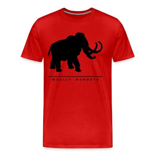 Mammut - Premium T-skjorte for menn
