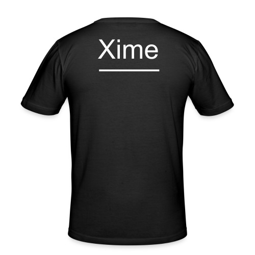 xime spiller trøje herre slim fit T-shirt edition - Herre Slim Fit T-Shirt