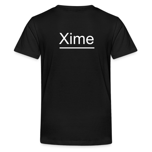 xime spiller trøje teeneger edition - Teenager premium T-shirt