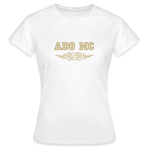 Girlie-Shirt Ado MC - Frauen T-Shirt