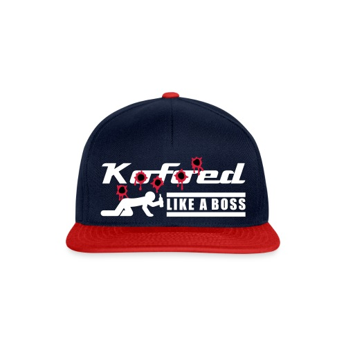 The Official Kofoed Cap - Snapback Cap
