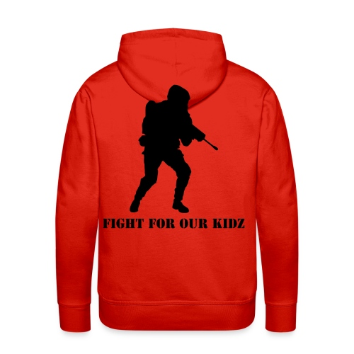For the Kidz NI - Men's Premium Hoodie
