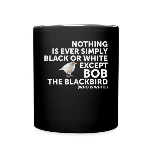 Black Or White Mug - Full Colour Mug