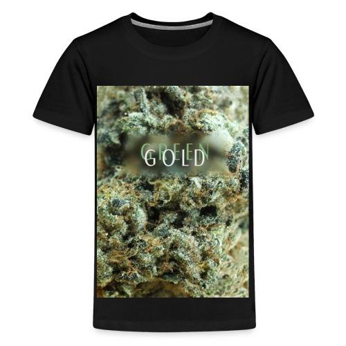 Green Gold t shirt - T-shirt Premium Ado