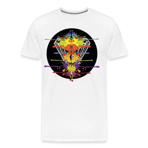 Tee-shirt Homme Design Art. - T-shirt Premium Homme