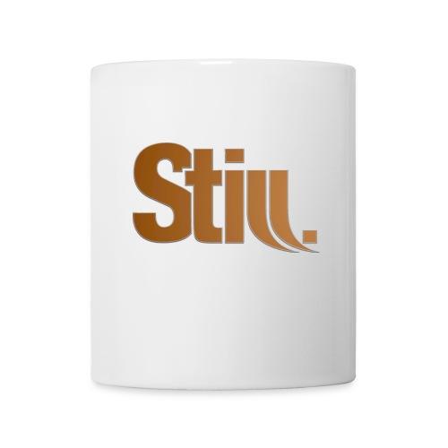 Tasse mit Logo Still. auf der Vorderseite - Tasse