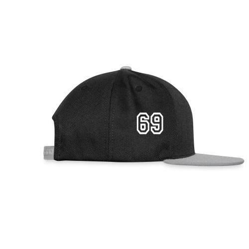 Gorra plana 69 - Gorra Snapback