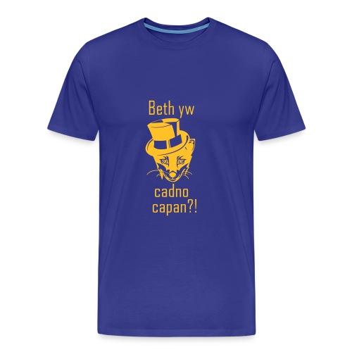 Cadno Capan T-shirt (1) - Men's Premium T-Shirt