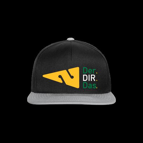 DIR.cap - Snapback Cap