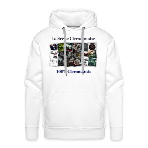 Sweet LSC - Sweat-shirt à capuche Premium pour hommes