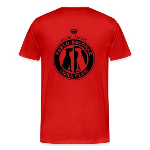 Pablo Escobar T-Shirt  Herren - Männer Premium T-Shirt