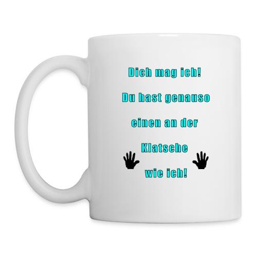 Tasse, Dich mag ich  - Tasse