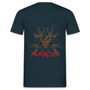aaxoo logo - Männer T-Shirt