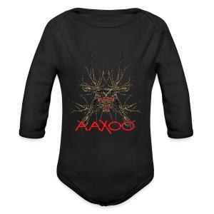 aaxoo logo - Baby Bio-Langarm-Body