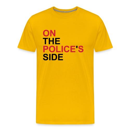 Maglietta Police - Maglietta Premium da uomo