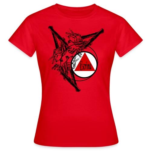 Escrima - Frauen T-Shirt
