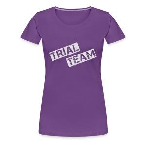 MSC Frauen-Shirt TRIAL - Frauen Premium T-Shirt