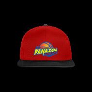 Casquettes et bonnets ~ Casquette snapback ~ Casquette Base-ball ROUGE/NOIR réglable