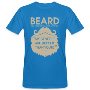 beard II - Men's Organic T-shirt