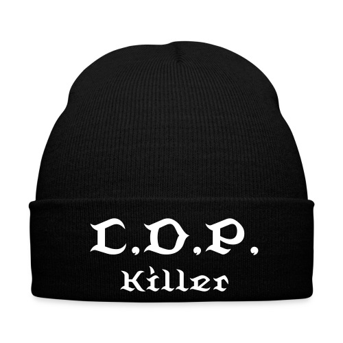 cop killer - Wintermütze