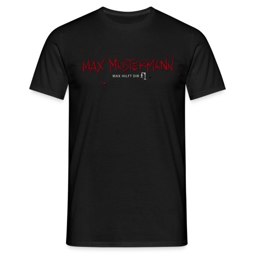 Mr. Mustermann - Männer T-Shirt