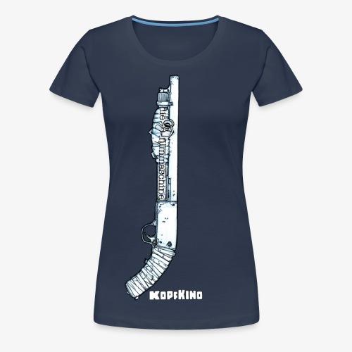 Kopfkino Girl - Frauen Premium T-Shirt